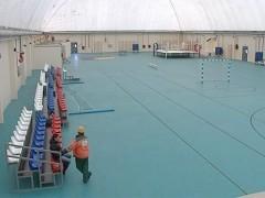 Спорткомплекс в Армавире планируют закончить в срок