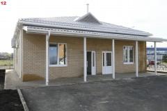 В хуторе Ленина завершается строительство школы на 1000 мест