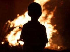 Пятеро детей погибли в страшном пожаре в Новосибирской области
