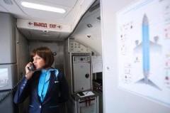 В аэропорту Сочи сотрудники транспортной полиции сняли с рейса двоих пьяных пассажиров