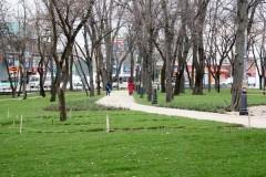 Сквер Вишняковский и бульвар «Дальний» в Краснодаре благоустроены на 90%