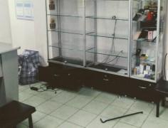 В Краснодаре по «горячим следам» задержали подозреваемого в попытке совершения кражи