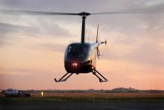 В Минводах завели дело по факту крушения легкомоторного вертолета «Робинсон Р 44»