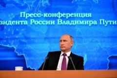 14 декабря состоится большая пресс-конференция Владимира Путина