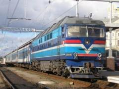 Киев намерен прекратить железнодорожное сообщение с Россией