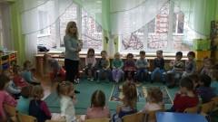 Воспитанники краснодарского детского сада приняли участие в «Дне здоровья»