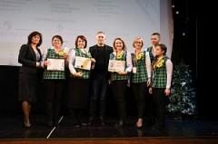 Средняя школа №1 станицы Динской победила во Всероссийском конкурсе
