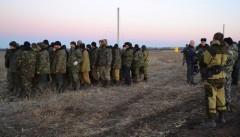 Завершен крупнейший обмен пленными между Киевом и Донбассом