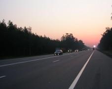 Движение на трассе в Югре, где в ДТП погибли 10 человек, восстановлено