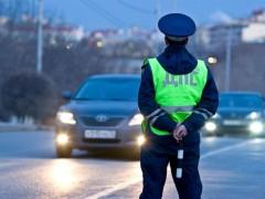 В ГИБДД России с 1 января сократили 10 тысяч сотрудников