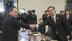 Республика Корея и КНДР сели за стол переговоров