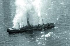 Затонувший немецкий пароход нашли у побережья Крыма