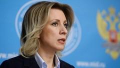 Захарова призналась, что хотела быть китаистом, а стала пресс-секретарем