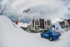Спортивно-музыкальный фестиваль Quiksilver New Star Camp пройдет в горах Сочи