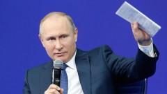 Путин признался, что у него нет смартфона