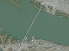 В Сирии обрушился мост через Евфрат, построенный российскими военными