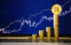 Курс биткоина вырос до 8,5 тысячи долларов