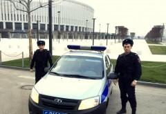 В Краснодаре сотрудники Росгвардии помогли пострадавшим при ДТП