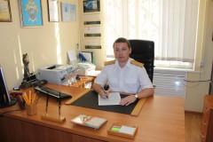 Главой Краснодарского следственного отдела на транспорте Южного СУT СК России назначен Владимир Ротов
