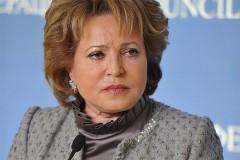 Матвиенко назвала выборы президента конкурентными