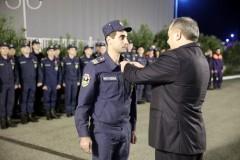 Владимир Пучков в Сочи вручил награды отличившимся сотрудникам МЧС