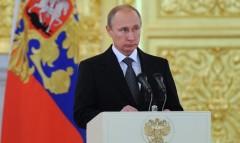 1 марта Путин выступит с посланием Федеральному собранию