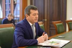 Мурат Кумпилов поставил задачи перед мэрией Адыгейска