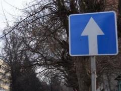 В Краснодаре изменится схема движения транспорта на ул. Одесской и в пер. Майорском