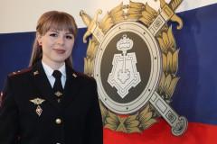 В Краснодаре сотрудница Росгвардии принимает участие в конкурсе «Краса в погонах-2018»