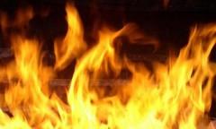На Кубани супруги погибли при пожаре в частном доме