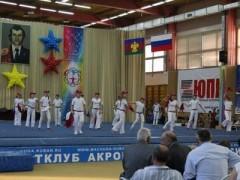 В Краснодаре пройдет Всероссийский турнир по спортивной акробатике