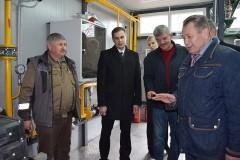 В Брюховецком районе Кубани запустили новую котельную