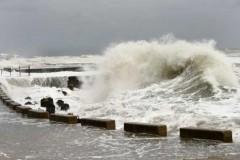 МЧС: На участке Должанская-Ейск ожидается опасный ветровой нагон воды