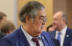 Стало известно, какие льготы Тулеев получит после ухода в отставку