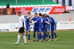 Футболисты КубГУ в Ростове одержали победу над «хозяевами»