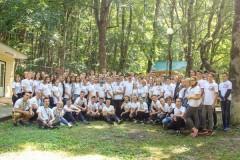 В Краснодаре принимают заявки на участие в летних сменах молодежного лагеря «Дубрава»