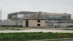 В Невинномысске ведется реконструкция СКК «Олимп»