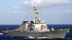 Два американских эсминца направились в сторону Сирии