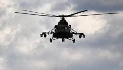 В Хабаровске рухнул вертолет Ми-8, шесть человек погибли