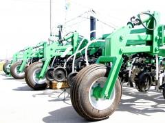 Ставропольские сельхозмашиностроители представили новую технику на выставке «Агроуниверсал-2018» в Михайловске
