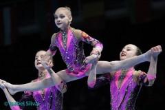 Кубанские спортсмены стали победителями первенства мира по спортивной акробатике