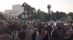 Жители Дамаска вышли на улицы, чтобы поддержать президента Асада