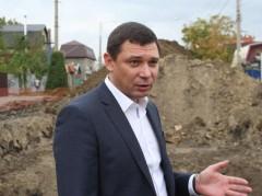 Мэр Краснодара проинспектировал дорожные работы на ул. им. Тургенева