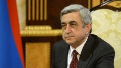 Серж Саргсян ушел в отставку с поста премьера Армении