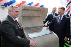 Василий Голубев дал старт строительству Багаевского гидроузла