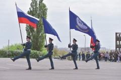 Ростовские студенты примут участие в большом военно-спортивном празднике ко Дню Победы