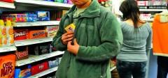 В Краснодаре задержали двоих подозреваемых в кражах из гипермаркетов