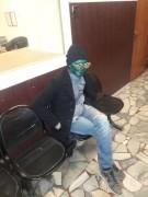 В Краснодаре задержали «зеленого человечка» за кражу денег