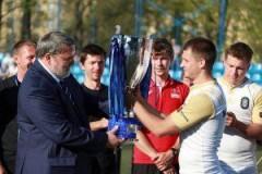Краснодарские регбисты в третий раз взяли Кубок европейских чемпионов