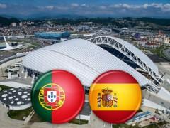 На матч «Испания-Португалия» в Сочи раскуплены все билеты